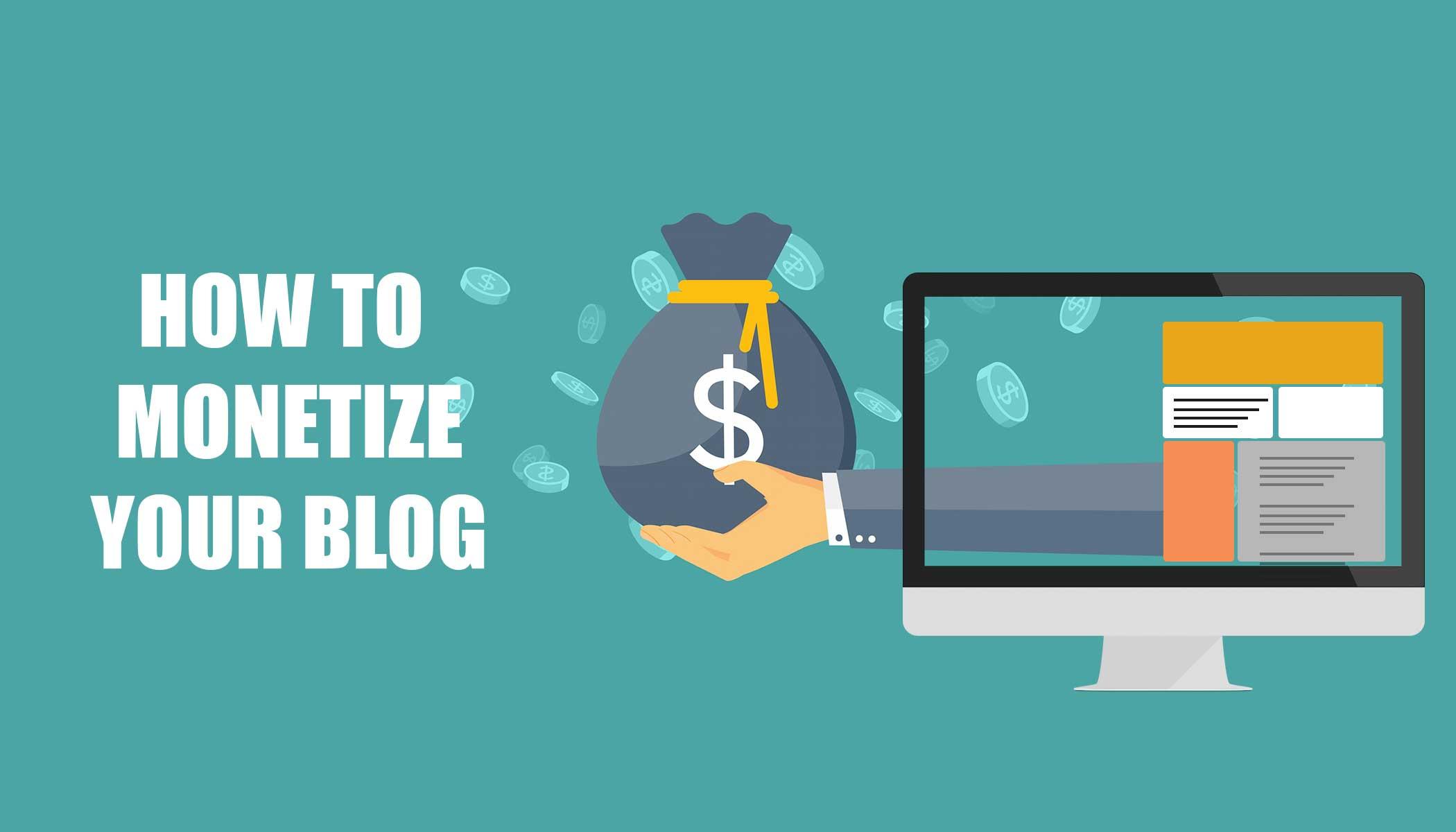 18. Monetizing Your Blog