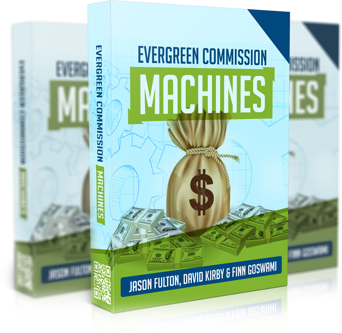 Evergreen-Commission-Machines-Review