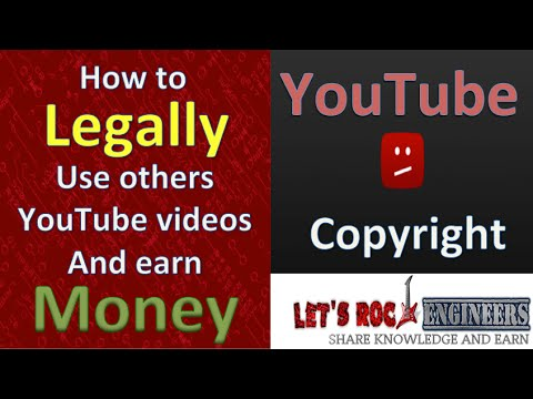 Legally Use Other Peoples YouTube Videos