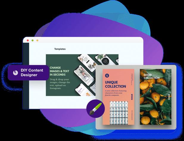 Content-Designer-and-facebook
