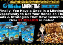 The Niche Marketing Kit Review – Welcome To A Massive Christmas Blowout