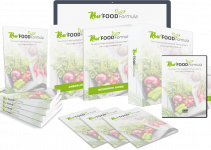 Raw Food Formula  Review – A Step-By-Step Instruction To The Formula For Raw Food Dieting