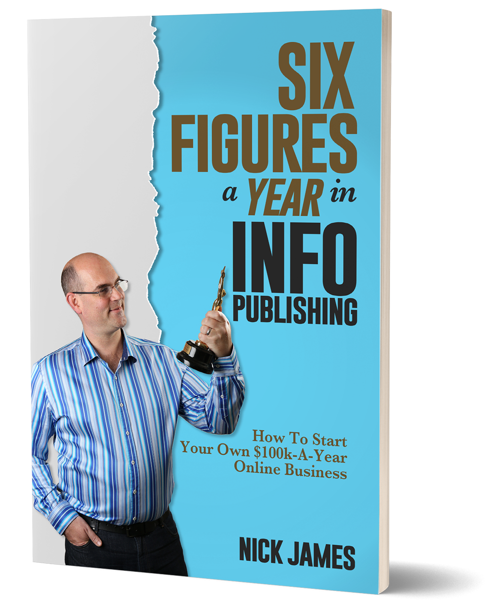 SIX-FIGURES-A-YEAR-IN-INFO-PUBLISHING-REVIEW