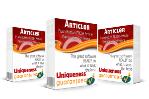 Articler Review (Unlimited unique articles) – Stop paying so much money each time to get unique Articles