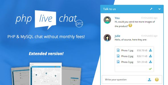 Php live Chat