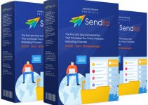 Sendiio Review – Dominate Email, Text And Fb Messenger Marketing Channels
