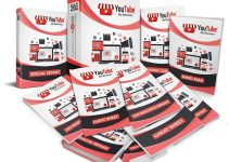 YouTube My Business PLR Review – The Ultimate Guide To Grow Your YouTube Channel Income Faster And Faster
