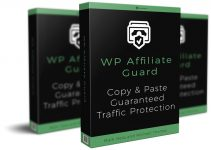 WP AFFILIATE GUARD REVIEW – A WordPress Plugin That Every Affiliate Marketer Needs To Have In Their Arsenal