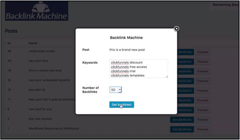 Backlink-Machine-Review-Step-2