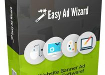 EASY AD WIZARD REVIEW – HELP YOU CREATE PROFITABLE WEBSITE BANNER ADS LOOKING STUNNING