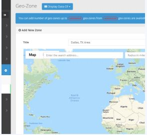 Geo-Zone