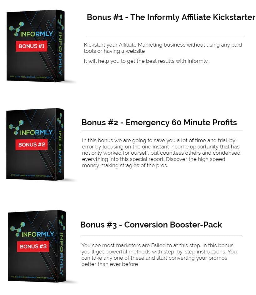 Informly-Bonus