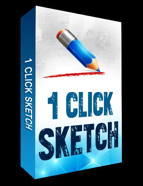 1 Click Sketch