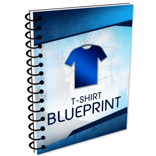T Shirt BluePrint