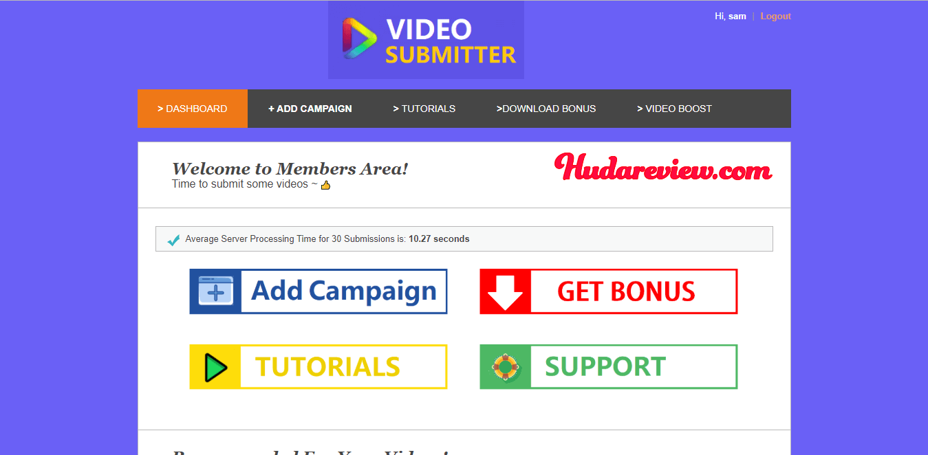 Video-Submitter-Review-Dashboard