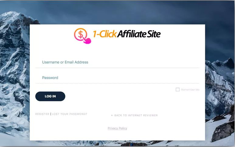 1-click-affiliate-site-review-Step-1