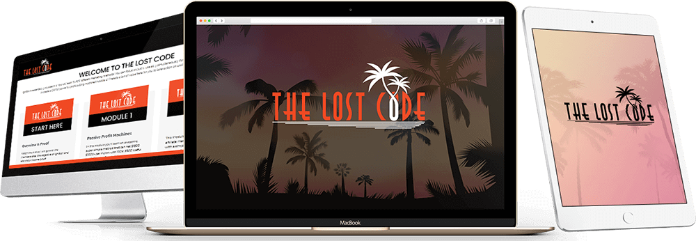 1. The Lost Code