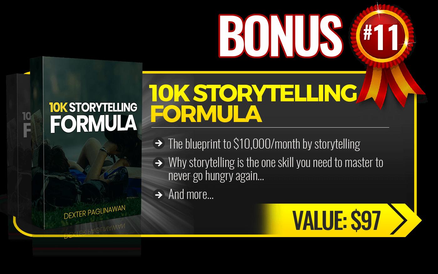 11. 10K StoryTelling