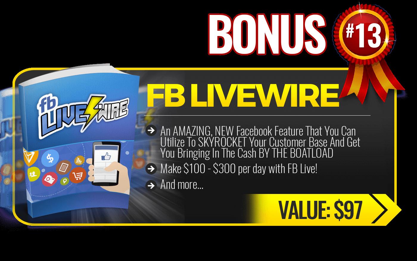 13. FB Live Swire