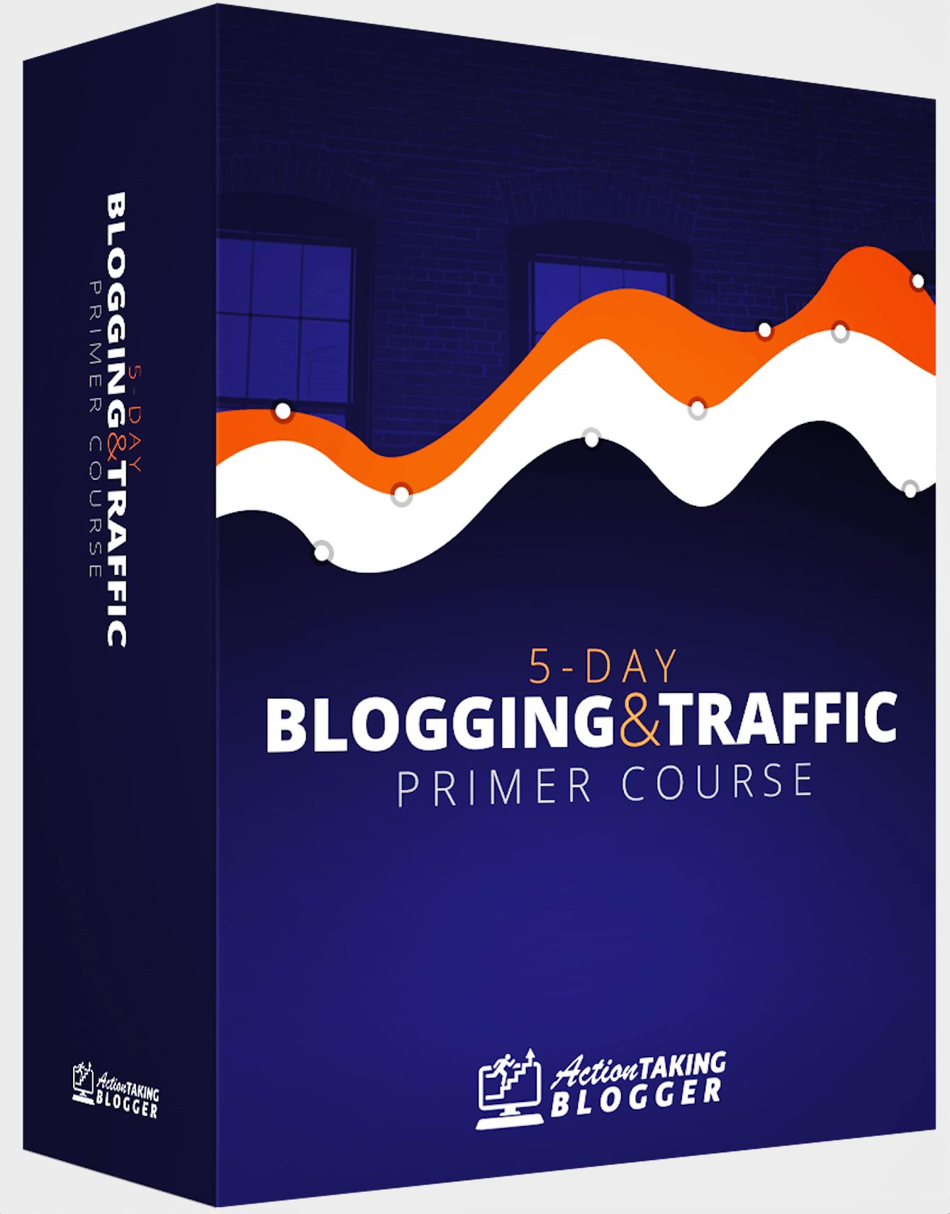 Blogging and Traffic Primer