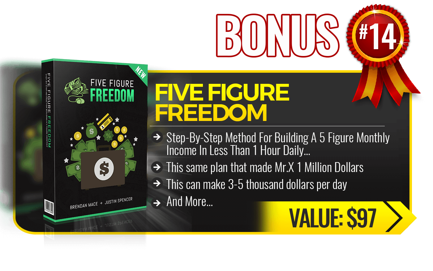 14. Fove Figure Freedom