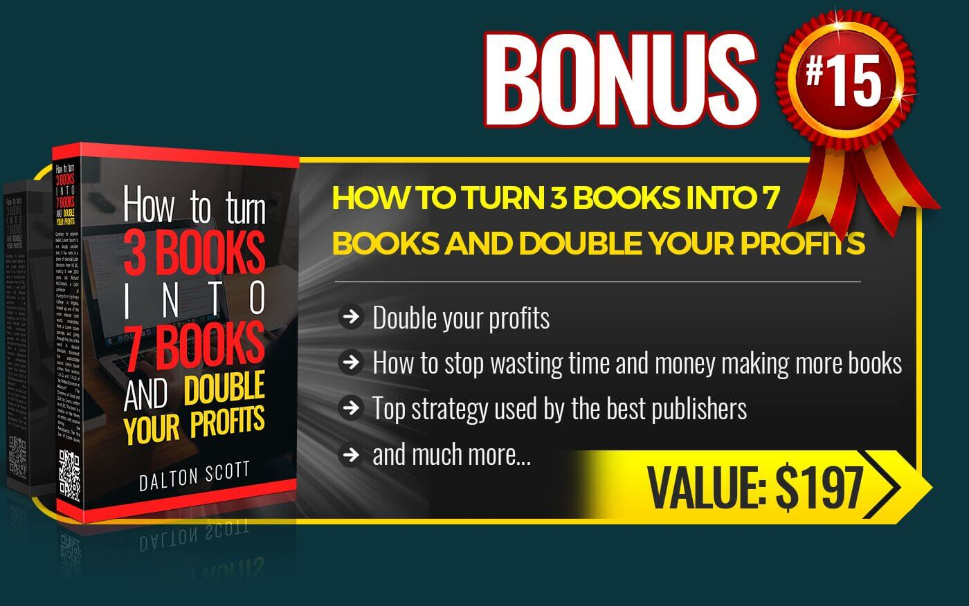 15. Double your Profits