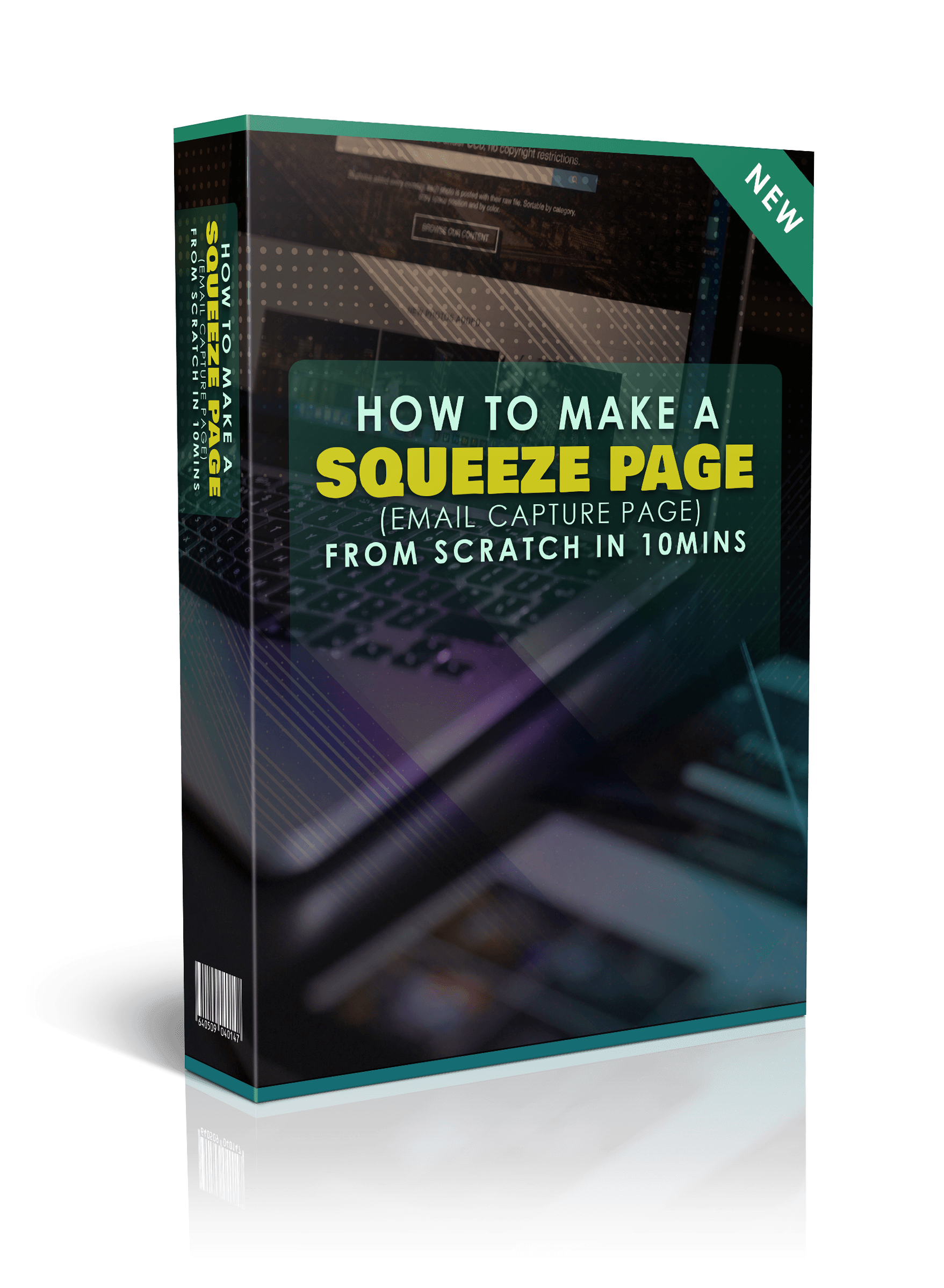 How-To-Make-A-Squeeze-Page-_Email-Capture-Page_-From-Scratch-In-10Mins