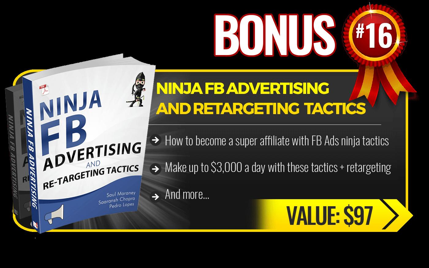 16. Ninja FB