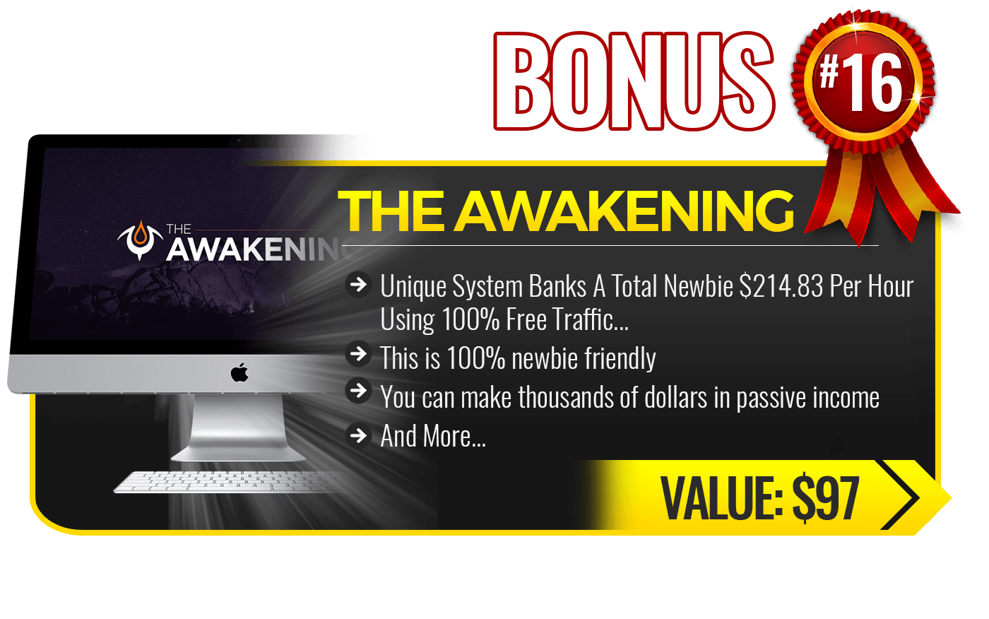16. The Awakening