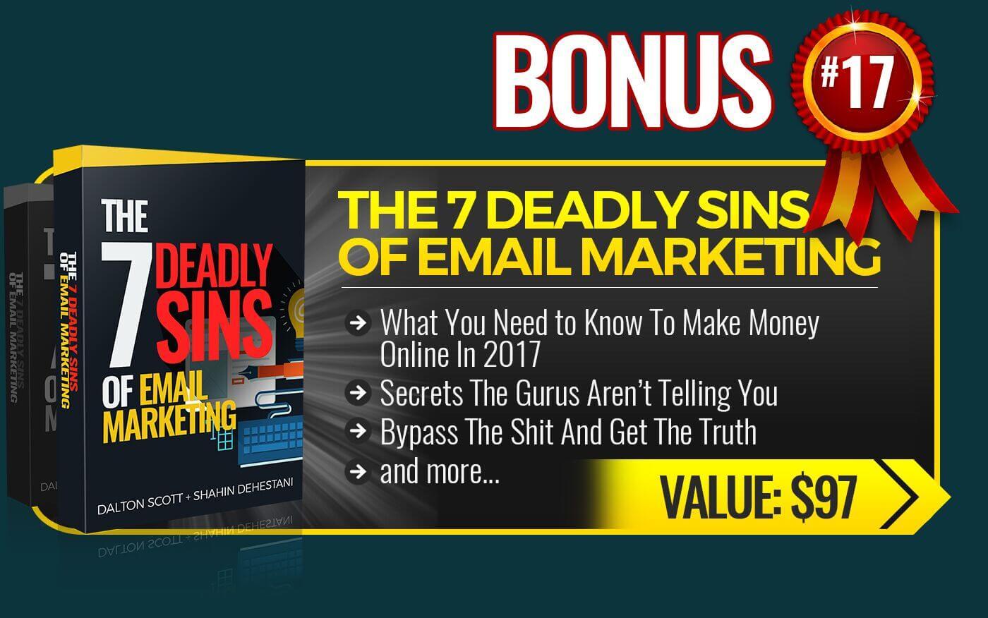 17. 7 Deadly Sins