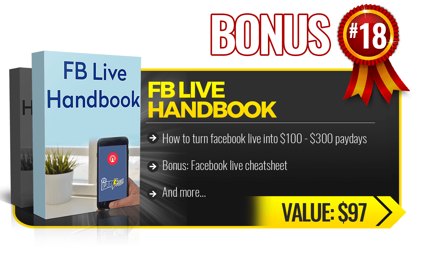 18. FB Live