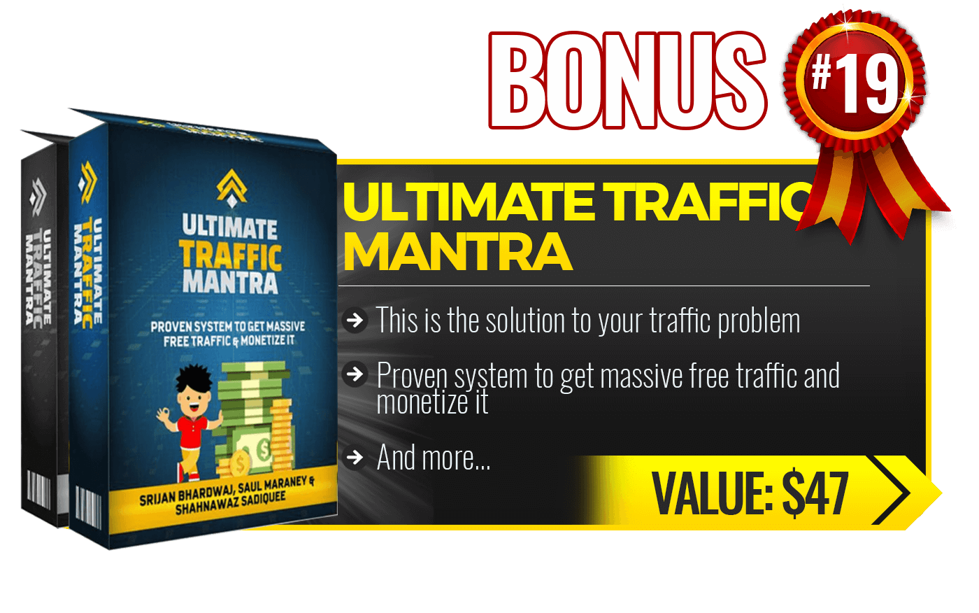 19. Ultimate Traffic Mantra