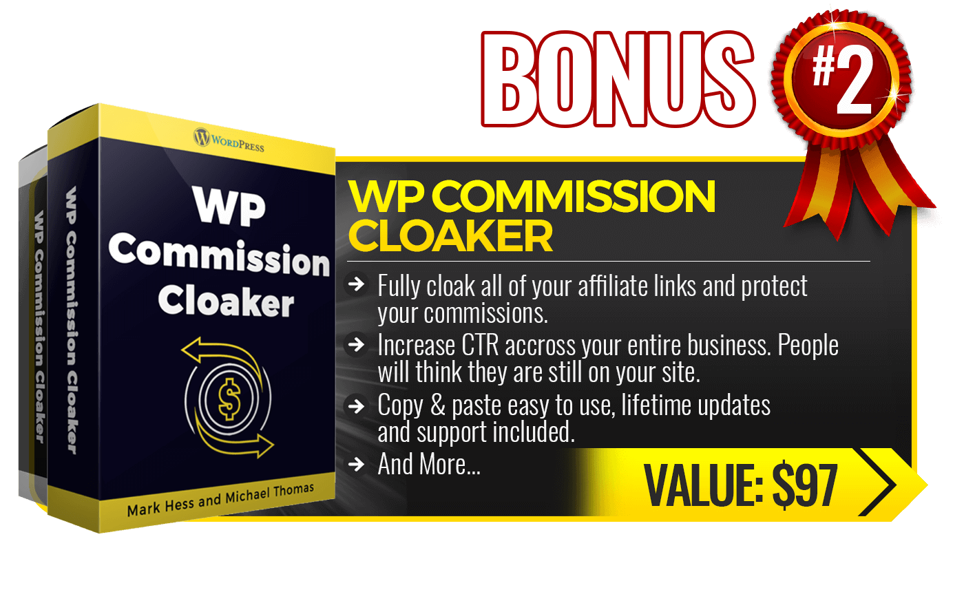 2. WP Commission Cloaker