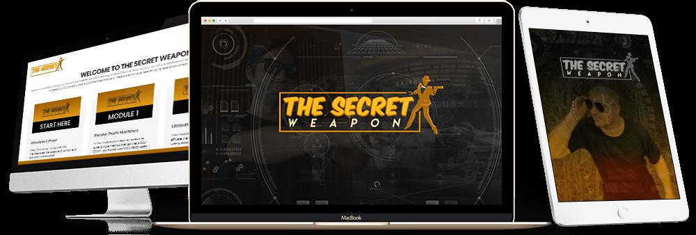 3. The Secret Weapon