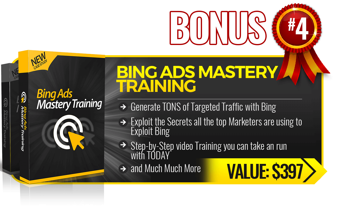 4. Bing Ads Mastery Training