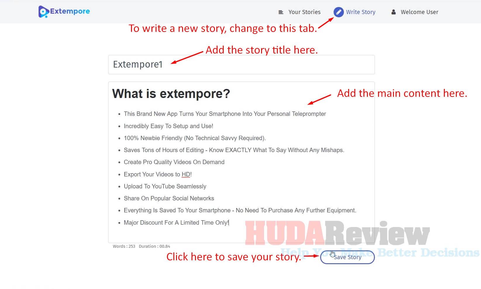 Extempore-Review-3