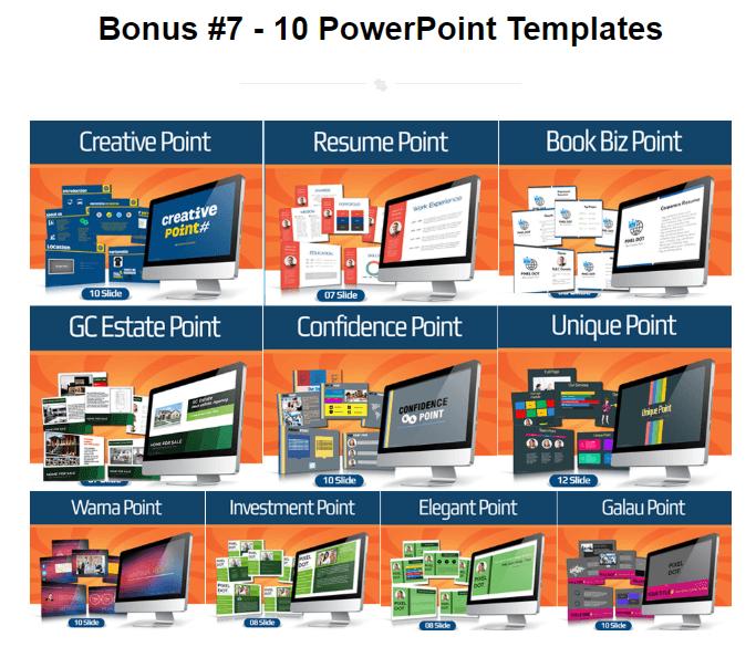 Infographics Kit Bundle Review + Massive Bonuses + Price +