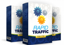 Rapid Traffic Suite Review –  Leverage The Power Of Pinterest To Drive Free Traffic And Boost Engagement