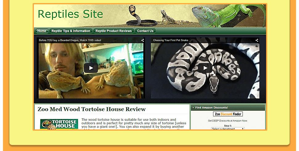 Reptiles-site