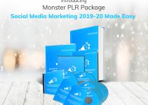 Social Media Marketing 2019 – 20 Success Kit Review