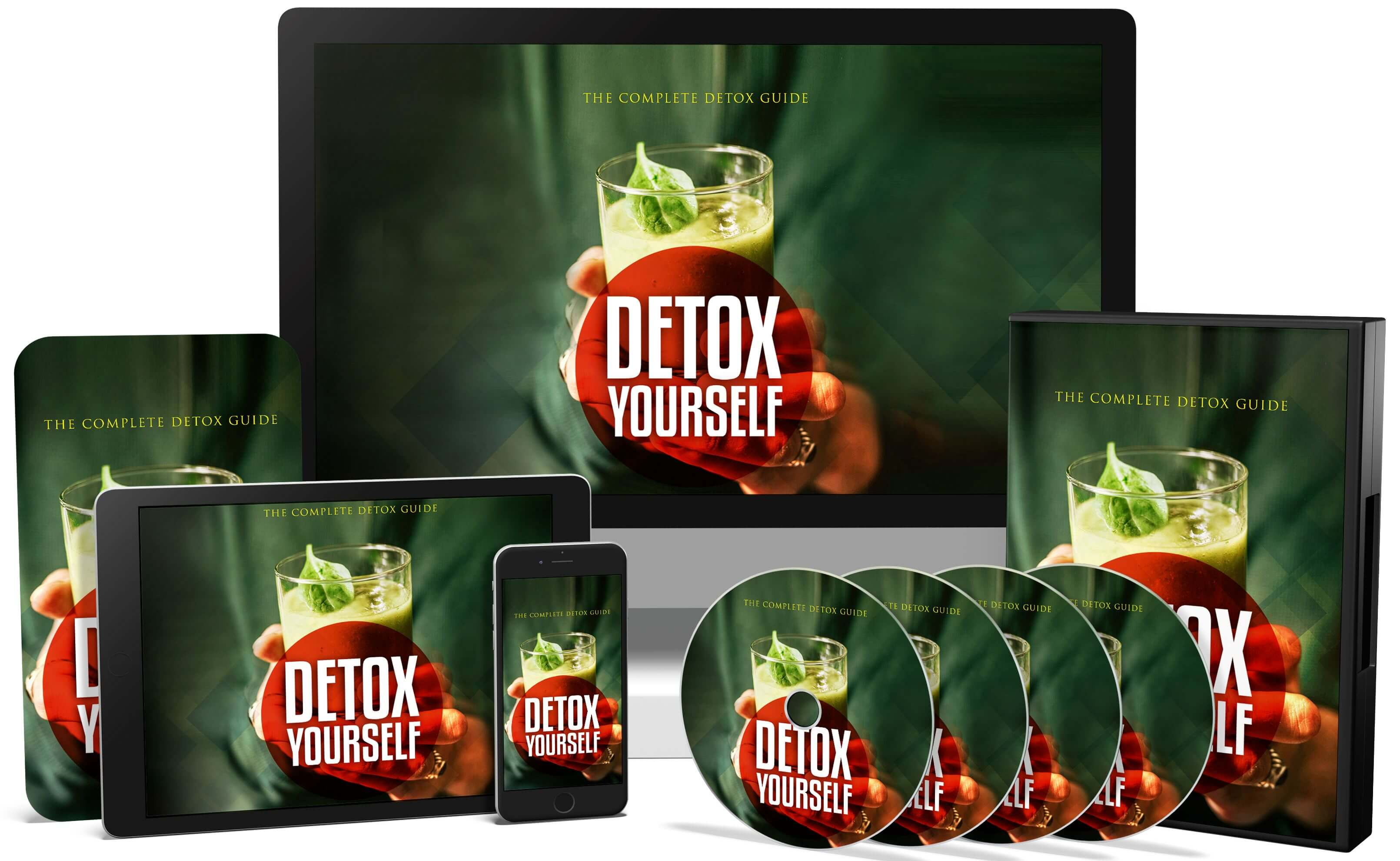Detox-Yourself-PLR-Review