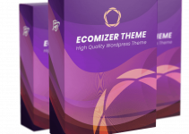 Ecomizer Theme Review – You Don't Have To Be A Designer To Create An Amazing Websites