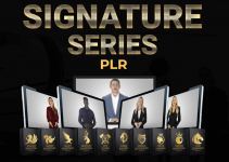 Signature Series PLR Review – Professional On-Screen Presenters With PLR