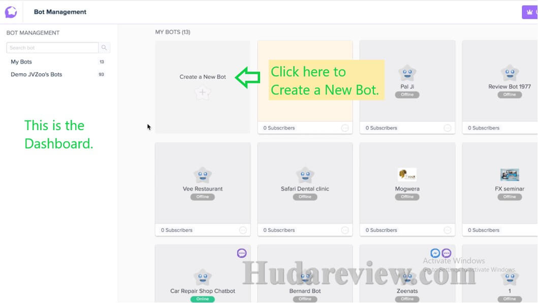BotStar-Review-Step-1