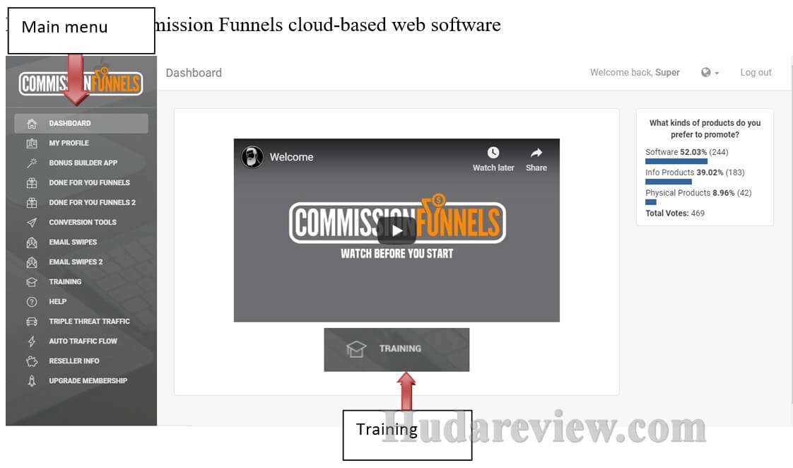 Commision-Funnels-Review-Step-1