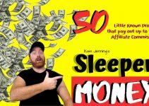 Sleeper Money Review – Great Ideas For Generating Passive Income