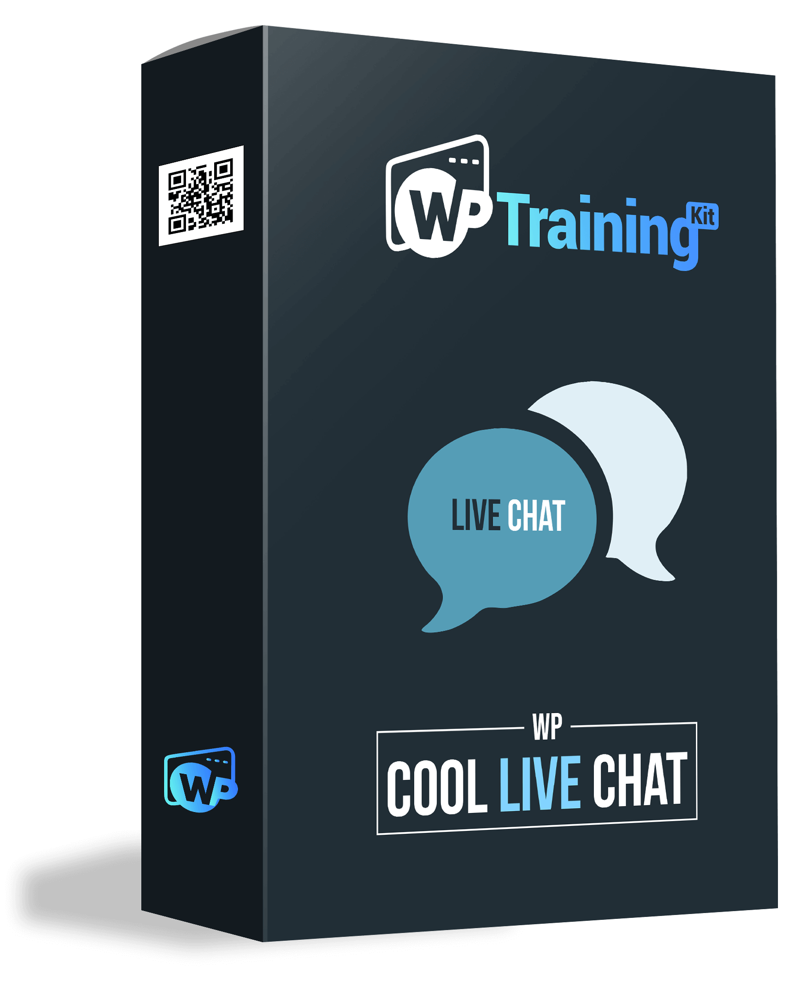Bonus 1 - WP Cool Live Chat Box Design