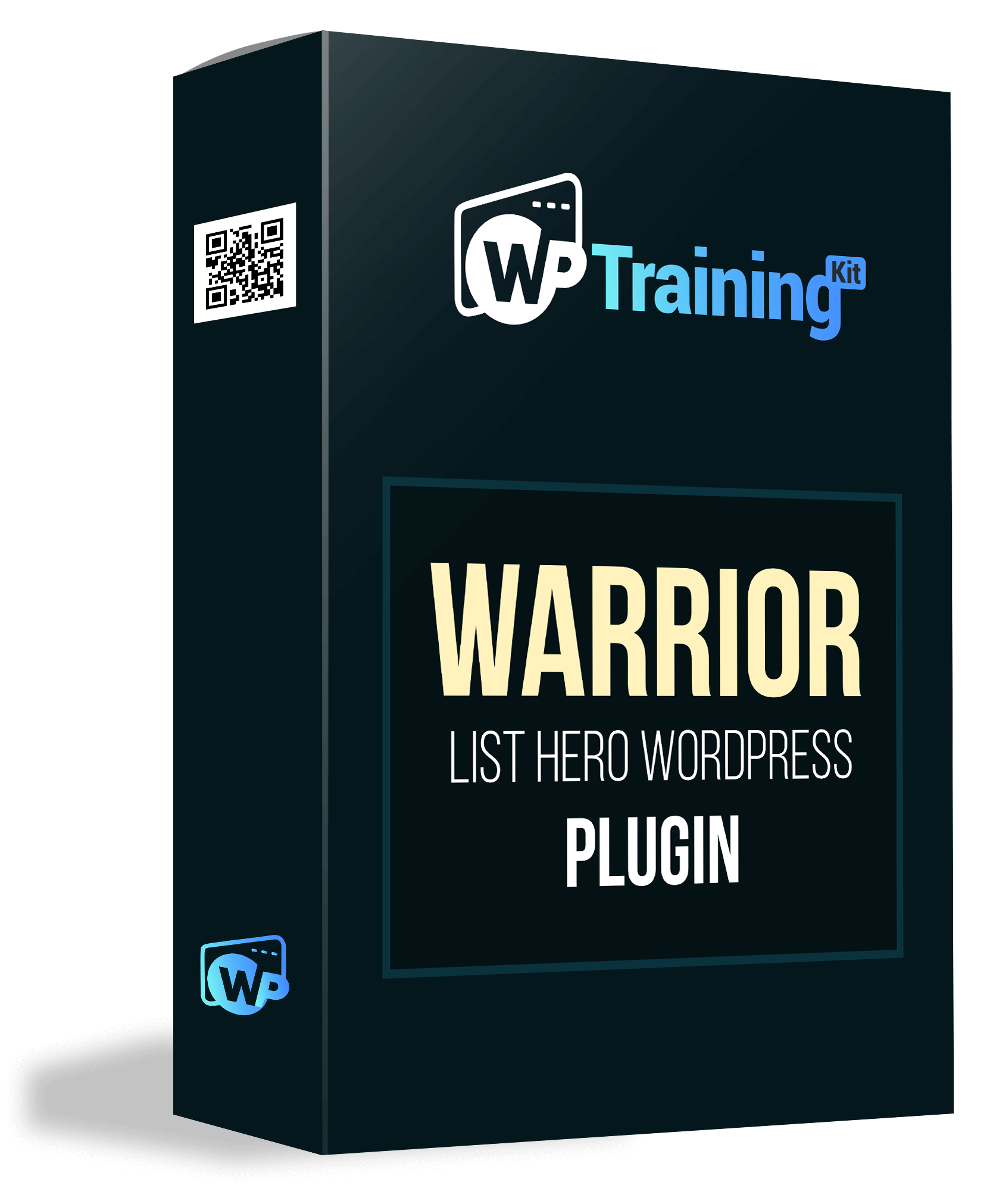 Bonus 6. Warrior List Hero WordPress Plugin Box Design