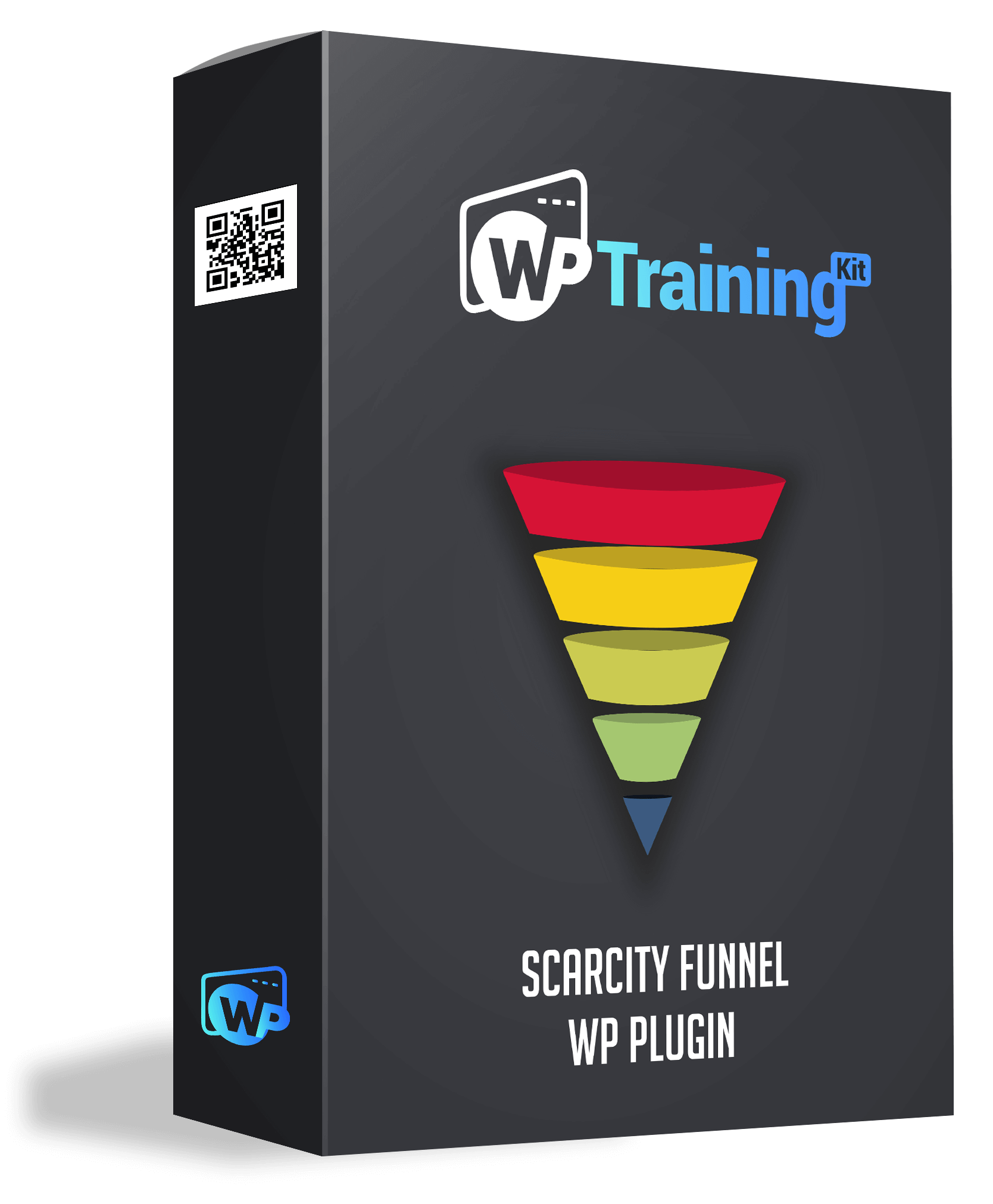 Bonus 9. Scarcity Funnel WP Plugin Box Design