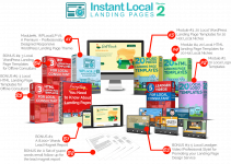 Instant Local Landing Pages 2 Review – Start Your Own Profitable Local Landing Page Design Service Today